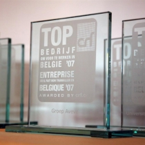 Awards Glaspokale