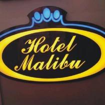 Lichtreklame Hotel